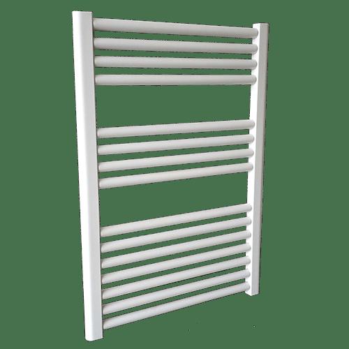 Radiador toallero de acero más potente y económico