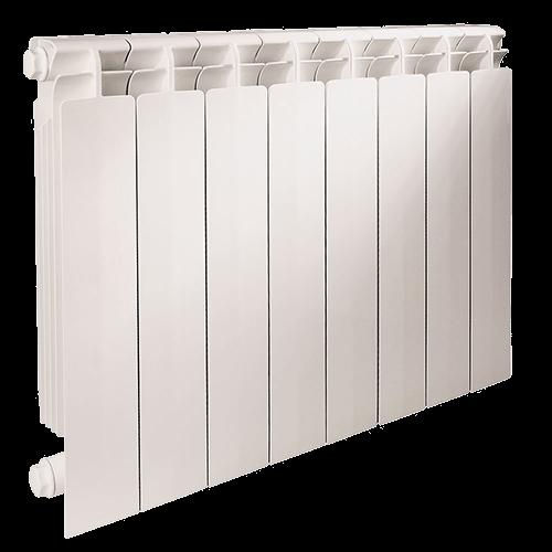 Radiador de aluminio más potente para calefacción central KAL